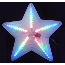 Подвесной светодиодный светильник «Звезда » (UL-00001404) ULD-H4748-045/DTA MULTI IP20 STAR