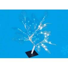 Светодиодное дерево -quot-Морозко-quot- 35х35х50см (UL-00001400) ULD-T3550-054/SWA WHITE-BLUE IP20 FROST