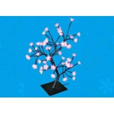 Светодиодное дерево -quot-Сакура-quot- 35x20x45см (UL-00001401) ULD-T3545-048/SBA PINK IP20 SAKURA