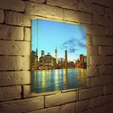 Лайтбокс NYC 2 35x35-110