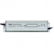 Блок питания для светодиодов Uniel (06010) 40W 3,3мА IP67 UET-VAL-040A67