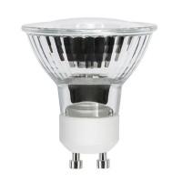 Лампа галогенная Uniel (01509) GU10 35W полусфера прозрачная JCDR-35/GU10