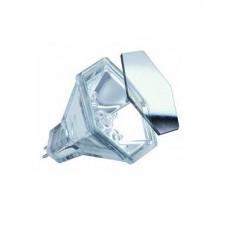 Лампа галогенная Paulmann GU5.3 20W шестиугольная прозрачная 83347