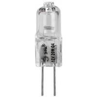 Лампа галогенная ЭРА G4 10W 2700K прозрачная G4-JC-10W-12V
