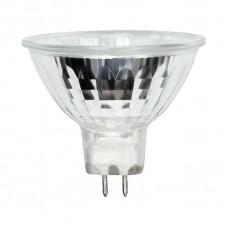 Лампа галогенная Uniel (00484) GU5.3 35W полусфера прозрачная JCDR-35/GU5.3