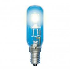 Лампа галогенная (UL-00005665) Uniel E14 28W прозрачная HCL-28/CL/E14/F25 Special