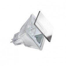 Лампа галогенная Paulmann диммируемая GU5.3 20W 2900K прожектор прозрачный 83371