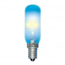 Лампа накаливания (UL-00005663) Uniel E14 40W прозрачная IL-F25-CL-40/E14