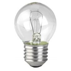 Лампа накаливания ЭРА E27 60W 2700K прозрачная ЛОН ДШ60-230-E27-CL