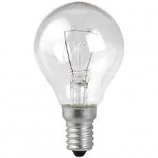 Лампа накаливания ЭРА E14 60W 2700K прозрачная ЛОН ДШ60-230-E14-CL