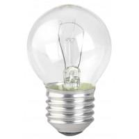Лампа накаливания ЭРА E27 40W 2700K прозрачная ДШ 40-230-Е27 (гофра)