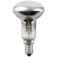 Лампа накаливания ЭРА E14 40W 2700K зеркальная R50 40-230-E14-CL