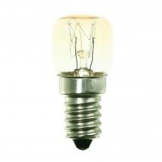 Лампа накаливания (UL-00002327) Uniel E14 15W прозрачная IL-F22-CL-15/E14