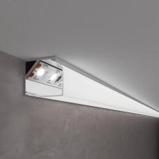 Профиль квадратный алюминиевый Elektrostandard LL-2-ALP009 4690389130915