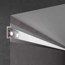 Профиль встраиваемый алюминиевый Elektrostandard LL-2-ALP007 4690389130892