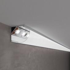 Профиль угловой алюминиевый Elektrostandard LL-2-ALP008 4690389130908
