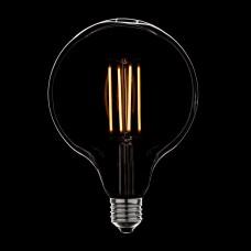 Лампа светодиодная Sun Lumen диммируемая E27 4W шар прозрачная 056-809