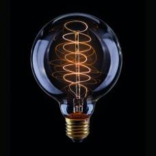 Лампа накаливания Voltega E27 40W шар прозрачный VG6-G95A2-40W 5926