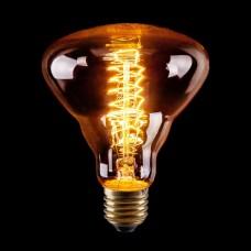 Лампа накаливания Voltega E27 60W груша прозрачная VG6-BR30A5-60W 6497