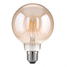 Лампа светодиодная Elektrostandard E27 6W 3300K шар прозрачный 4690389100987