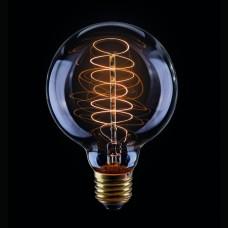 Лампа накаливания Voltega E27 40W шар прозрачный VG6-G80A2-40W 5924