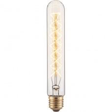 Лампа накаливания Elektrostandard диммируемая E27 60W трубчатая прозрачная 4690389082146