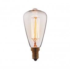 Лампа накаливания Loft IT E14 60W колба прозрачная 4860-F
