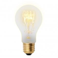 Лампа накаливания Uniel (UL-00000476) E27 60W груша золотистая IL-V-A60-60/GOLDEN/E27 SW01