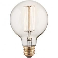 Лампа накаливания Elektrostandard диммируемая E27 60W шар прозрачный 4690389082160