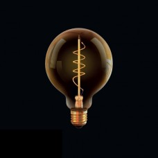 Лампа светодиодная Voltega E27 4W 2800К шар прозрачный VG10-G95GE27warm4W-FB 7076
