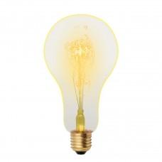 Лампа накаливания Uniel (UL-00000477) E27 60W груша золотистая IL-V-A95-60/GOLDEN/E27 SW01