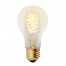 Лампа накаливания Uniel (UL-00000475) E27 40W груша золотистая IL-V-A60-40/GOLDEN/E27 CW01