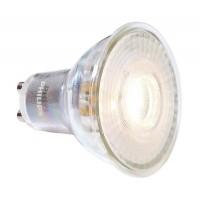 Лампа светодиодная Deko-Light led 4,9w 3000k рефлектор прозрачная 180099