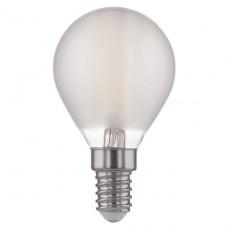 Лампа светодиодная Elektrostandard Classic F E14 6W 4200K шар матовый 4690389108310