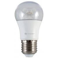 Лампа светодиодная Наносвет E27 7,5W 2700K груша прозрачная LC-P45CL-7.5/E27/827 L210