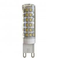 Лампа светодиодная Voltega G9 10W 4000К кукуруза прозрачная VG9-K1G9cold10W 7039