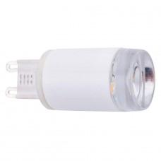 Лампа светодиодная Nowodvorski G9 3W 3000K прозрачная 9173