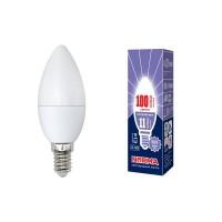 Лампа светодиодная Volpe (UL-00003810) E14 11W 6500K матовая LED-C37-11W/DW/E14/FR/NR