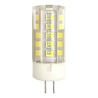 Лампа светодиодная Elektrostandard G4 5W 3300K кукуруза прозрачная 4690389093654