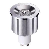 Лампа светодиодная Novotech декоративная GU10 7W хром 358237