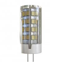 Лампа светодиодная Voltega G4 5W 2800К кукуруза прозрачная VG9-K1G4warm5W 7032