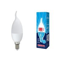 Лампа светодиодная Volpe (UL-00003816) E14 11W 4000K матовая LED-CW37-11W/NW/E14/FR/NR
