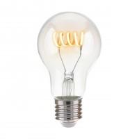 Лампа светодиодная Elektrostandard E27 6W 4200K прозрачная 4690389125249