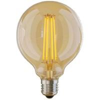 Лампа светодиодная Voltega E27 6W 2800K золотая VG10-G95GE27warm6W 7084