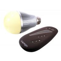 Лампа светодиодная Deko-Light e27 8w 2700k шар матовая 843147