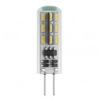 Лампа светодиодная Voltega G4 2.5W 2800К кукуруза прозрачная VG9-K1G4warm2W 6983