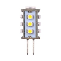 Лампа светодиодная Uniel (04952) G4 0,9W 4500K кукуруза прозрачная LED-JC-12/0,9W/NW/G4 65lm