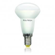 Лампа светодиодная Voltega E14 4.5W 4000К рефлектор матовый VG4-RM2E14cold4W 5758