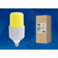 Лампа светодиодная Uniel сверхмощная (UL-00004080) E27 80W 4000K желтая LED-MP200-80W/4000K/E40/PH ALP06WH