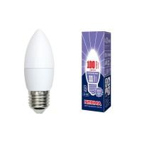 Лампа светодиодная Volpe (UL-00003813) E27 11W 6500K матовая LED-C37-11W/DW/E27/FR/NR